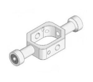 PV0804 Balancier de barre de bell métal