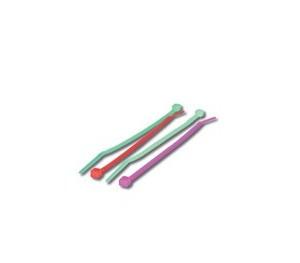 Serre-câbles 4 couleurs 100 mm