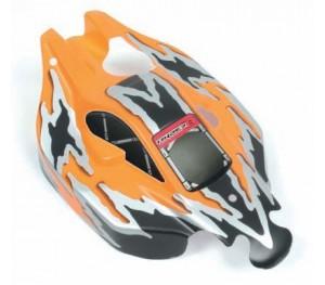 Carrosserie Hyper 8 Orange