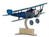 Micro Nieuport 17 ARF