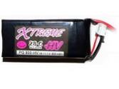 Lipo 3S 800 mAh Extrem HV 28C