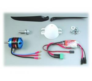 Motorisation brushless EasyGlider Pro Tuning