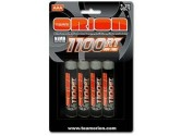 Lot 4 accus R3 Team Orion Nimh 1100 mAh 1.25v
