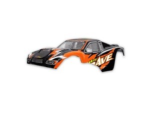 20370038 Carrosserie Mini Rave orange/noir