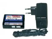 Chargeur Li-Po + adaptateur 220V