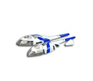 PV1069 Fuselage MD530 Bleu Innovator