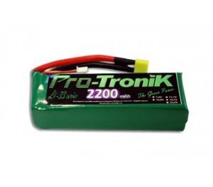 Lipo 2S 2200 mAh 33C