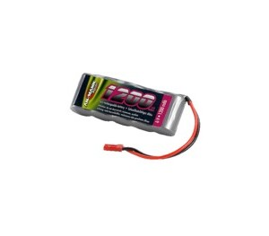 6,0V 1200mAh Stick Pack 2/3A BEC