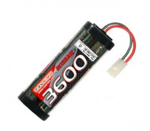 Pack 7,2v Powerpack 3600mAh NOSRAM