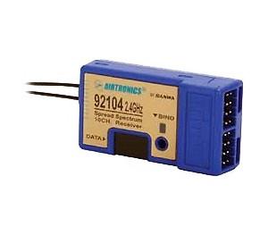 Récepteur Sanwa 10 voies 2.4 GHz