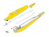 Fuselage Minium Piper J3 4Ch