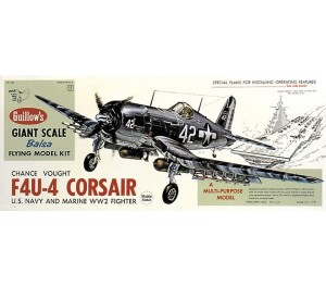 F4U-4 CORSAIR Guillows