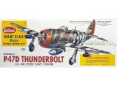 P47-D THUNDERBOLT Guillows