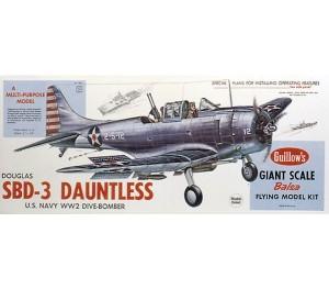 SBD-3 DAUNTLESS Guillows