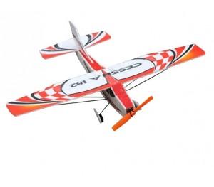 Mini Cessna 182 TecOne + set électronique