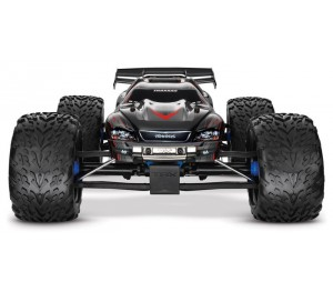 E-Revo VXL Brushless Edition + Radio 2.4Ghz TQi (iPhone)  4WD