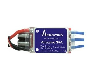 Arrowind 35A Switch Bec
