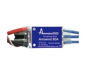 Arrowind 80A Switch Bec