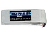 LiCoO2 Flight Master 2200 mah 5s 25C