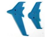 Stabilisateurs bleus Tiny 4 CP