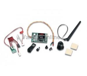Module HFM12-FC/MPX 2,4 GHz RASST Futaba F-série ou Multiplex