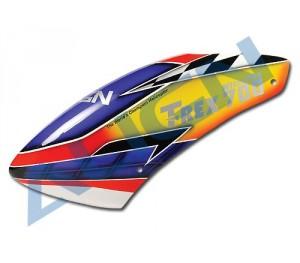 HC7015 Bulle fibre de verre peinte T-Rex 700N