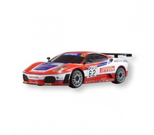 MINI Z HG MR02-MM FERRARI F430 GT SCUDERIA ECOSSE