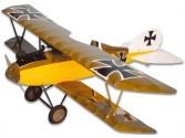 Albatros DVa vert armée 1,33m ARF