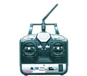 Radiocommande FCX6 2,4 GHz Mode 1