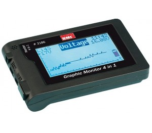 Moniteur digital lipo 4en1
