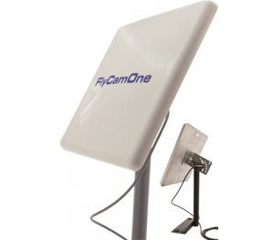 "Antenne de réception en 5,8GHz ""FlyCamOne Shield"""