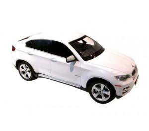 BMW X6 blanc 1:14