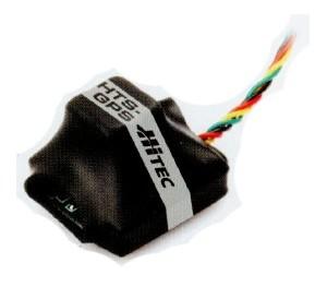 GPS D HTS-GPS Télémétrie Hitec