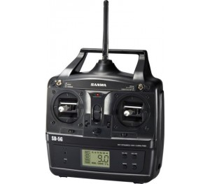SD-5G SANWA 2.4 GHz FHSS-1