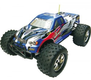 Monster Truck 4x4 1/10 brushless