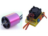Combo brushless voiture