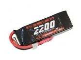 Lipo 2S 2200 MAh 40C/70C
