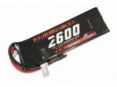 Lipo Xell-Pro 11.1V 2600MAH 3S 40C/70C