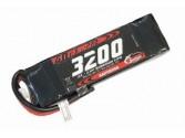 Lipo Xell-Pro 7.4V 3200 mAh 2S 40C/70C