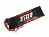 Lipo Xell-Pro 7.4V 3700 mAh 2S 40C/70C