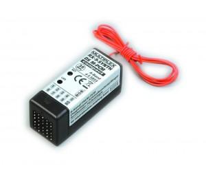 Récepteur RX-9-SYNTH DS M-PCM compact 40/41mhz