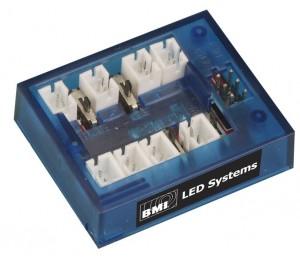 Car LED: contrôleur des lumières
