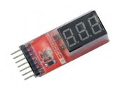 Battery Master Light Moniteur Lipo/Life 1-6S