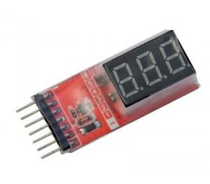 Super Digital Monitor Lipo/Life 1-6S