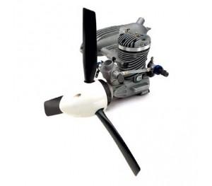 Evolution moteur 45 + hélice tripale