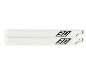 Pales en carbone Pro-Blade 550 mm