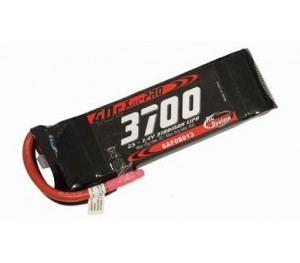 Lipo Xell-Pro 22.2V 3700 MAh 6S 40C/70C
