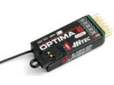 OPTIMA 6 LITE Récepteur Hitec 2.4 Ghz