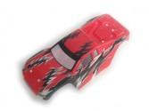 20370039 Carrosserie Mini Rave rouge/noir