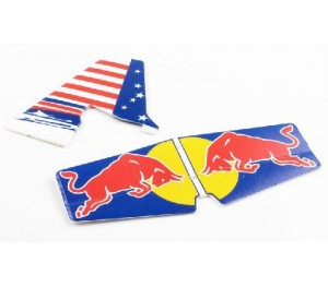 Empennage Minium Edge 540 Red Bull Chambliss